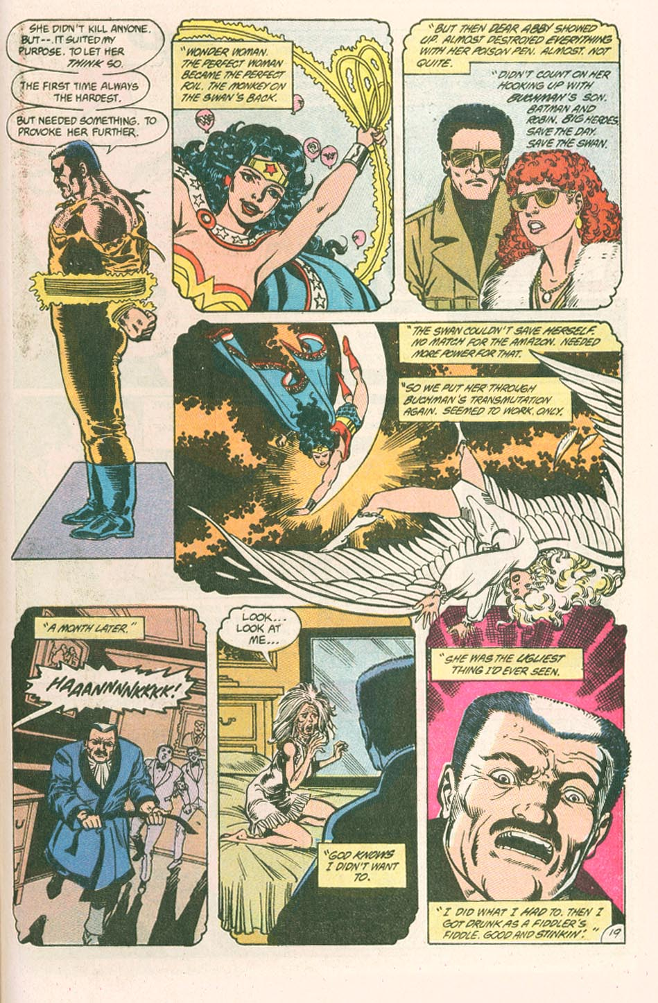 Read online Wonder Woman (1987) comic -  Issue #44 - 21