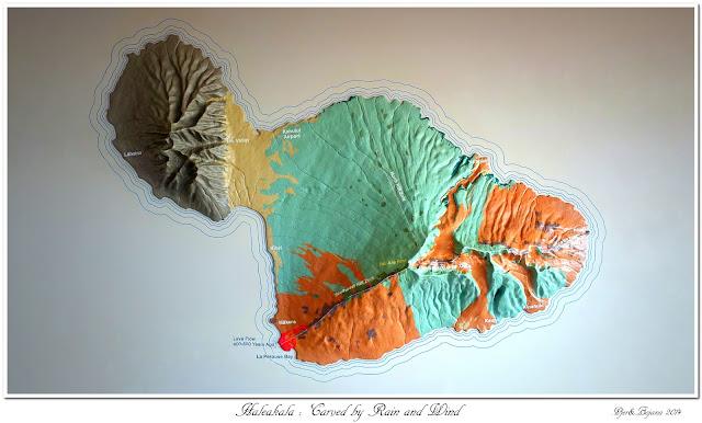 Haleakala: Carved by Rain and Wind