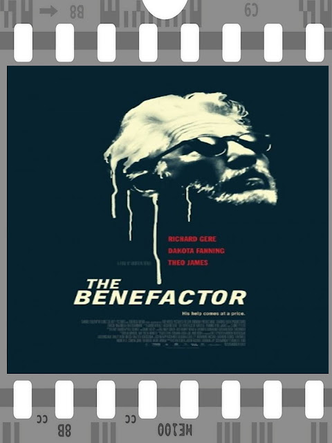 THE BENEFACTOR (2016) ... RICHARD GERE Gets Creepy With THEO JAMES And DAKOTA FANNING!!!