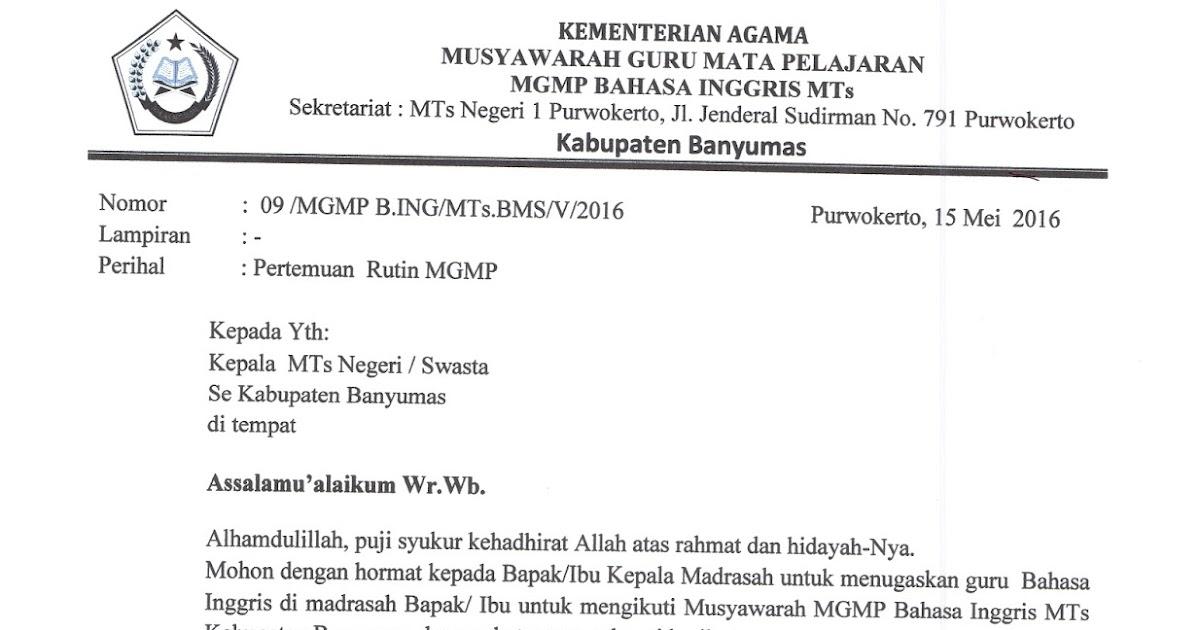 Contoh Laporan Waka Kurikulum Smk Negeri 1 Kotaagung Barat Contoh Laporan Prakerin 2013 2014