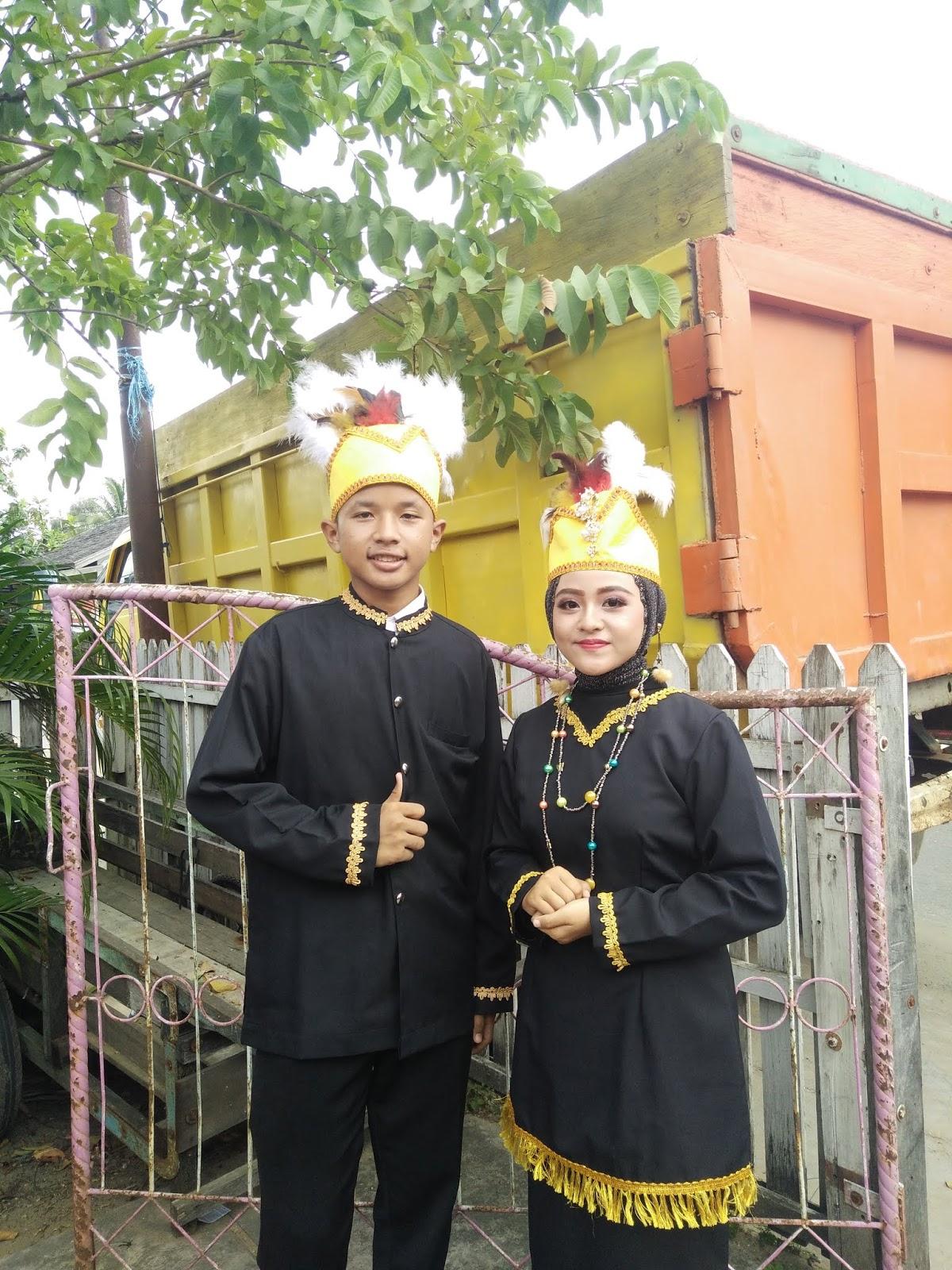 Contoh Pakaian Adat Kalimantan Utara