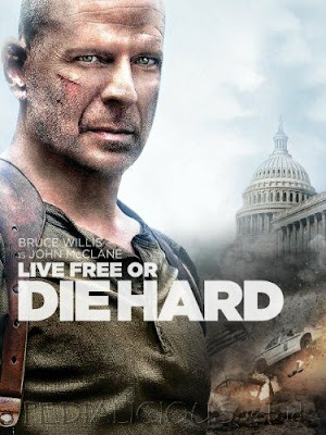 Sinopsis film Live Free or Die Hard (2007)
