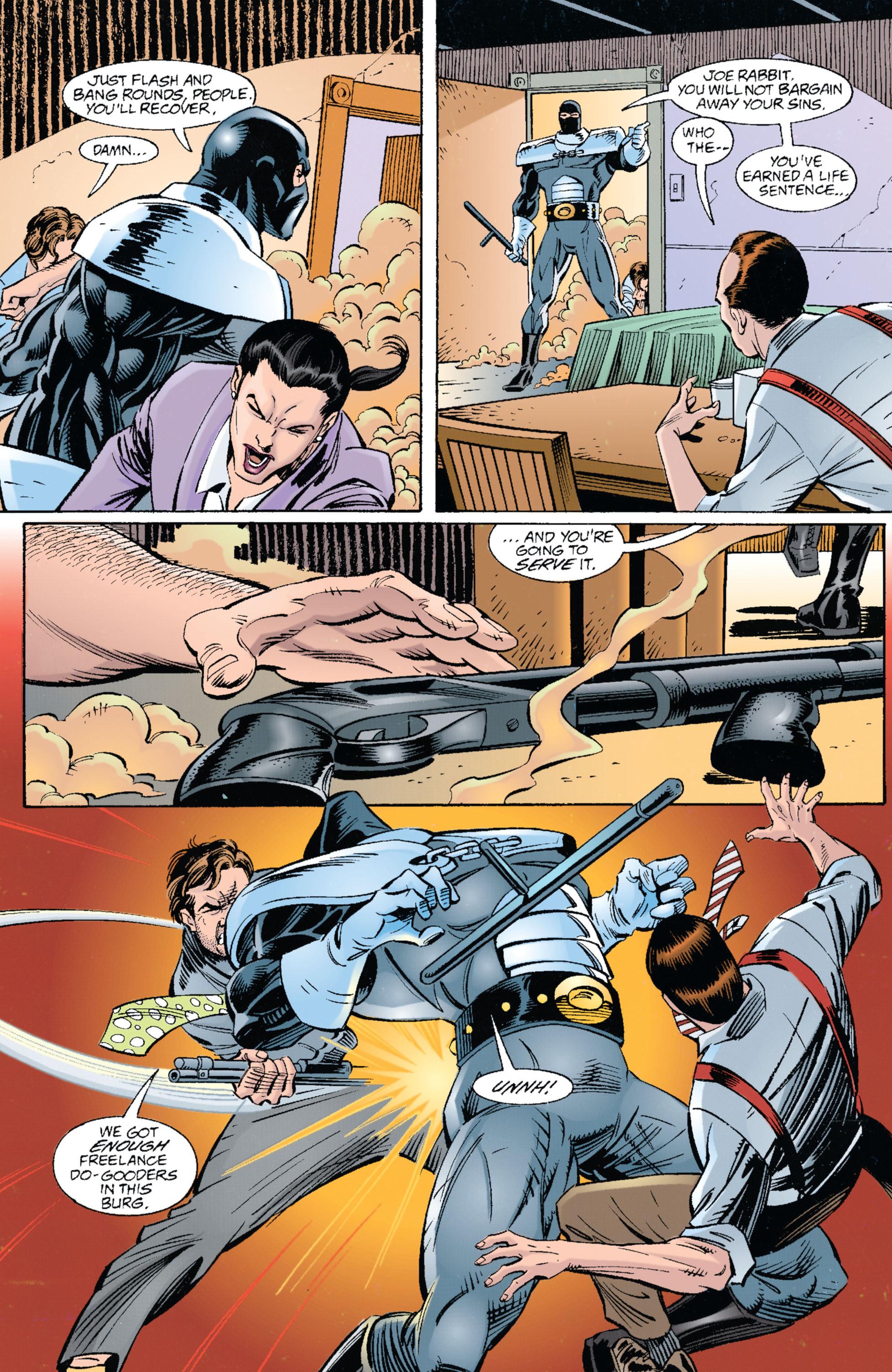 Detective Comics (1937) 697 Page 17