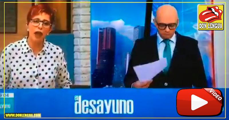 Así se burlaron de los venezolanos en un programa de la RCN de Colombia