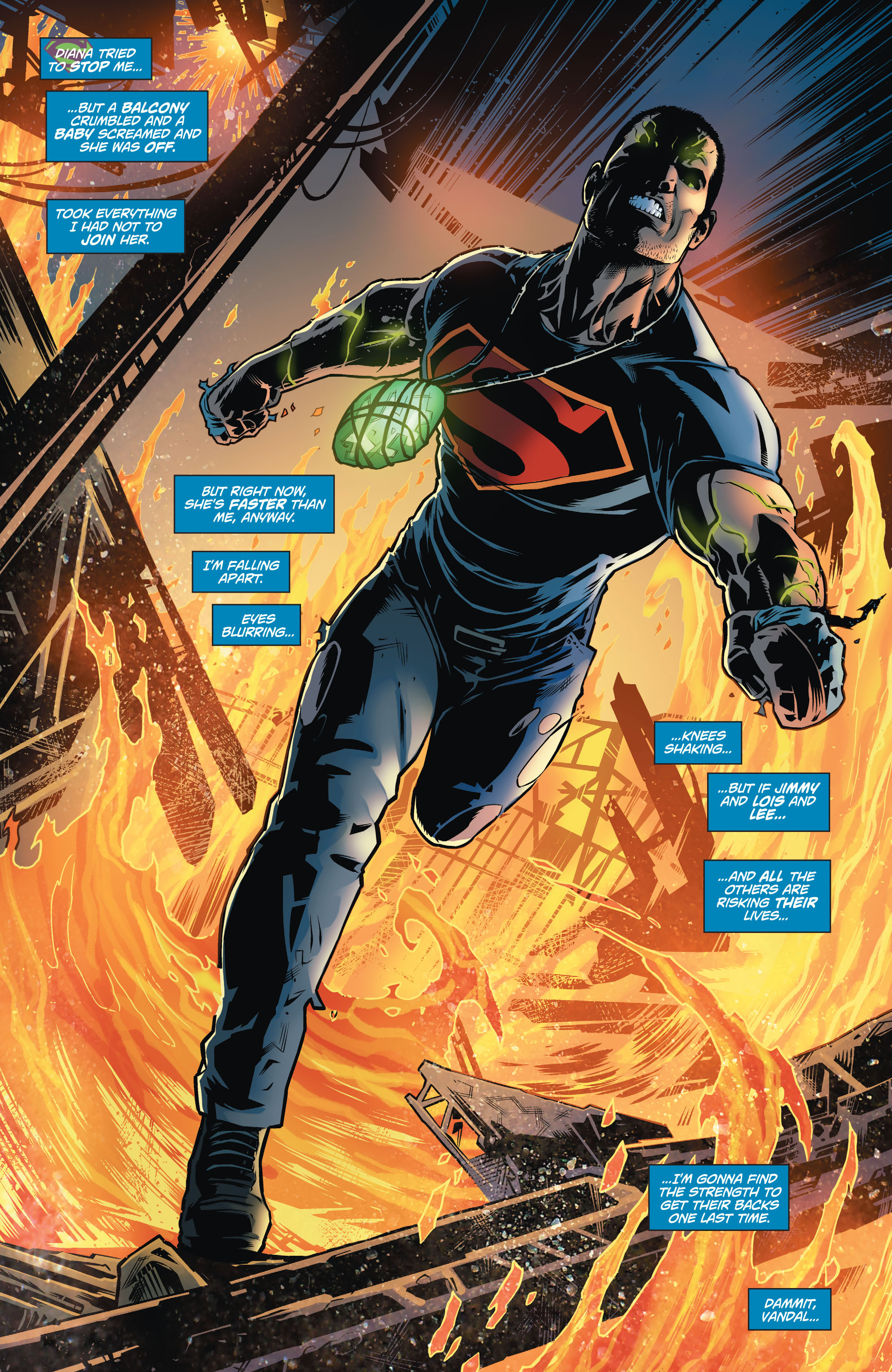 Read online Action Comics (2011) comic -  Issue #50 - 25
