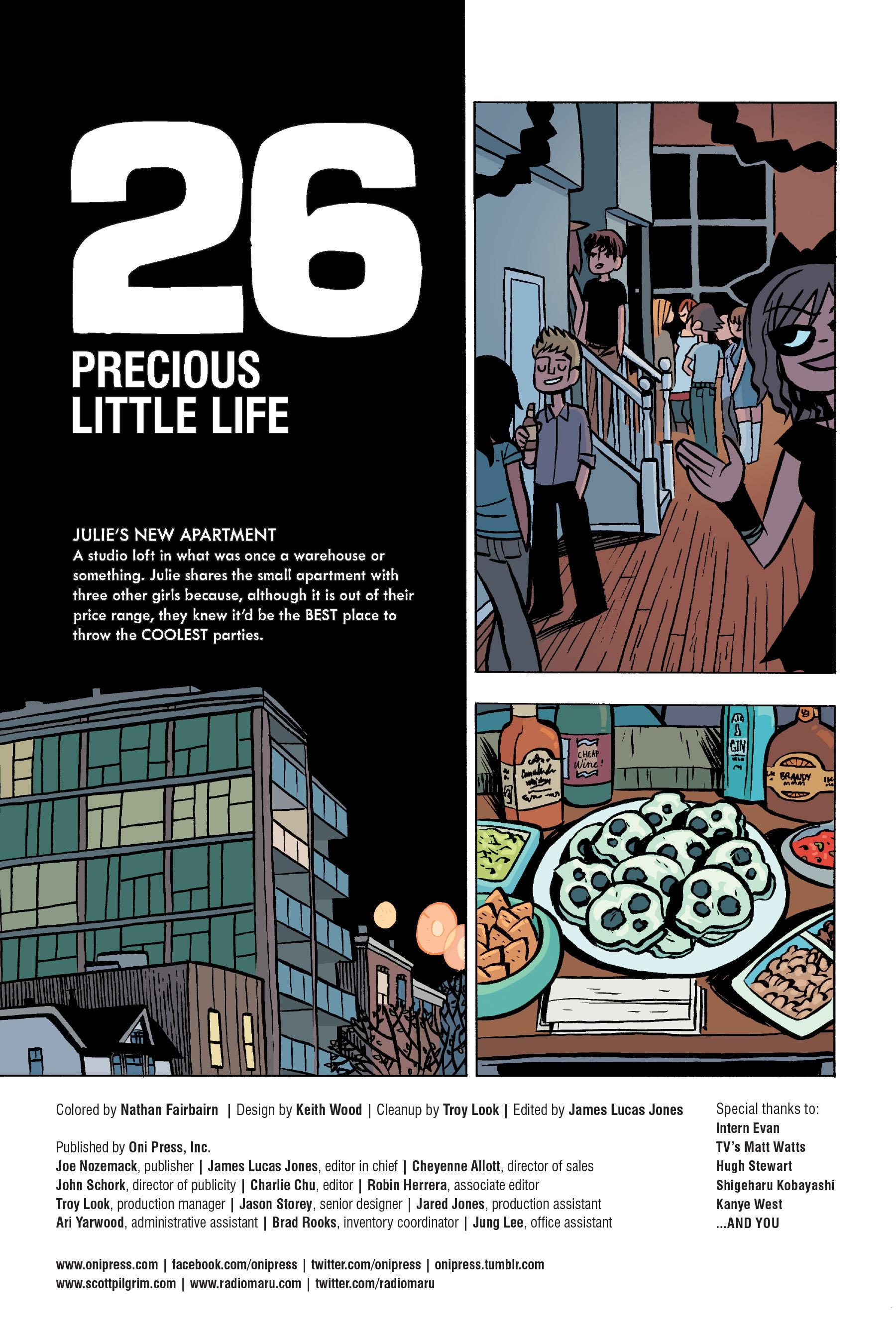 Read online Scott Pilgrim comic -  Issue #5 - 7