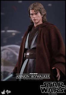 Movie Masterpiece 1/6 Anakin Skywalker de Star Wars Episode 3: Revenge of the Sith - Hot Toys