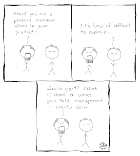 amusedbits, cartoon, humor, Which Part, Product, Management