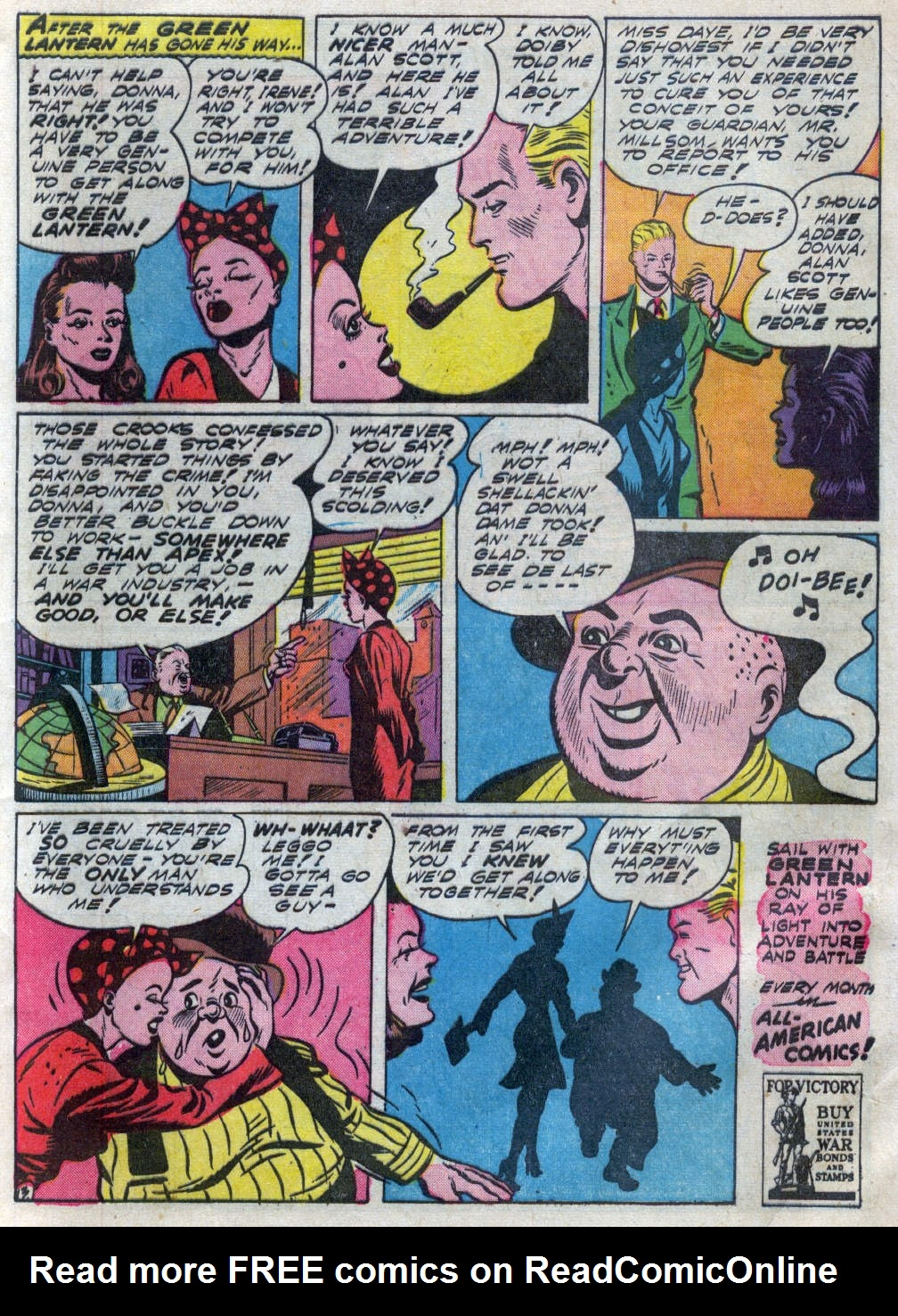 Read online All-American Comics (1939) comic -  Issue #45 - 15