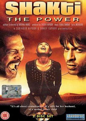 Shakti 2002 Hindi DVDRip 480p 500mb ESub