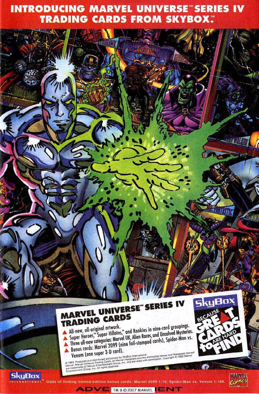 Read online Silver Surfer (1987) comic -  Issue #82 - 7