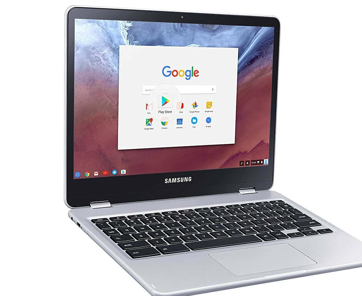Get A Refurbished Samsung Chromebook Plus just for $349