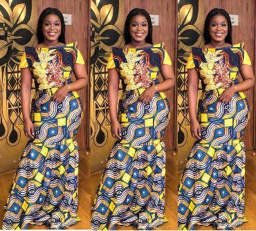Beautiful African Print Dresses 2020: Latest Ankara Styles For Ladies 2020