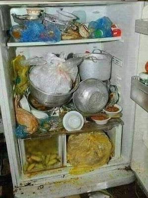 الطرق الفعالة للقضاء علي الروائح الكريهة في الثلاجة