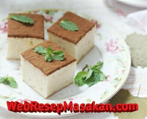 Bika Blanca Cake, Resep bika blanca cake,