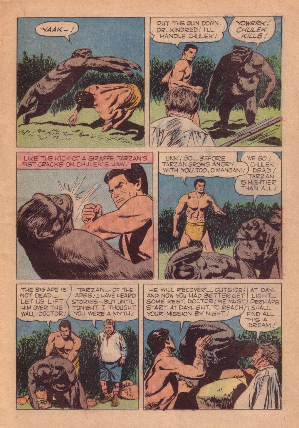 Tarzan (1948) issue 109 - Page 11