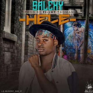 MUSIC:Salexy-Hele(prod.by BadMan)