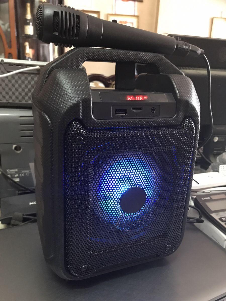 405k - Loa bluetooth karaoke B31 có chức năng thu âm tặng kèm micro có dây giá sỉ và lẻ rẻ nhất