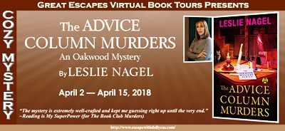 Upcoming Blog Tour 4/15/18