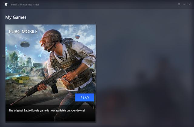 Emulator Terbaik Game PUBG Mobile Untuk PC Specs Low