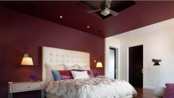 4 Inspirasi Warna Dinding Kamar Tidur untuk Tidur yang Berkualitas