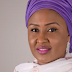 Buhari's Wife Opens Up On His Health Status And Why He Visited The UK