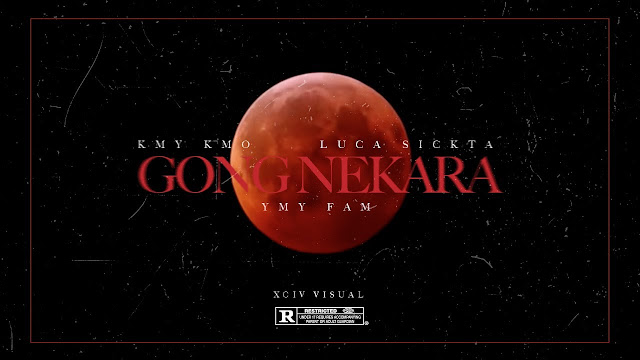 Lirik Lagu Gong Nekara Kmy Kmo ft Luca Sickta