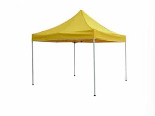 10ft x 10ft Folded Tent