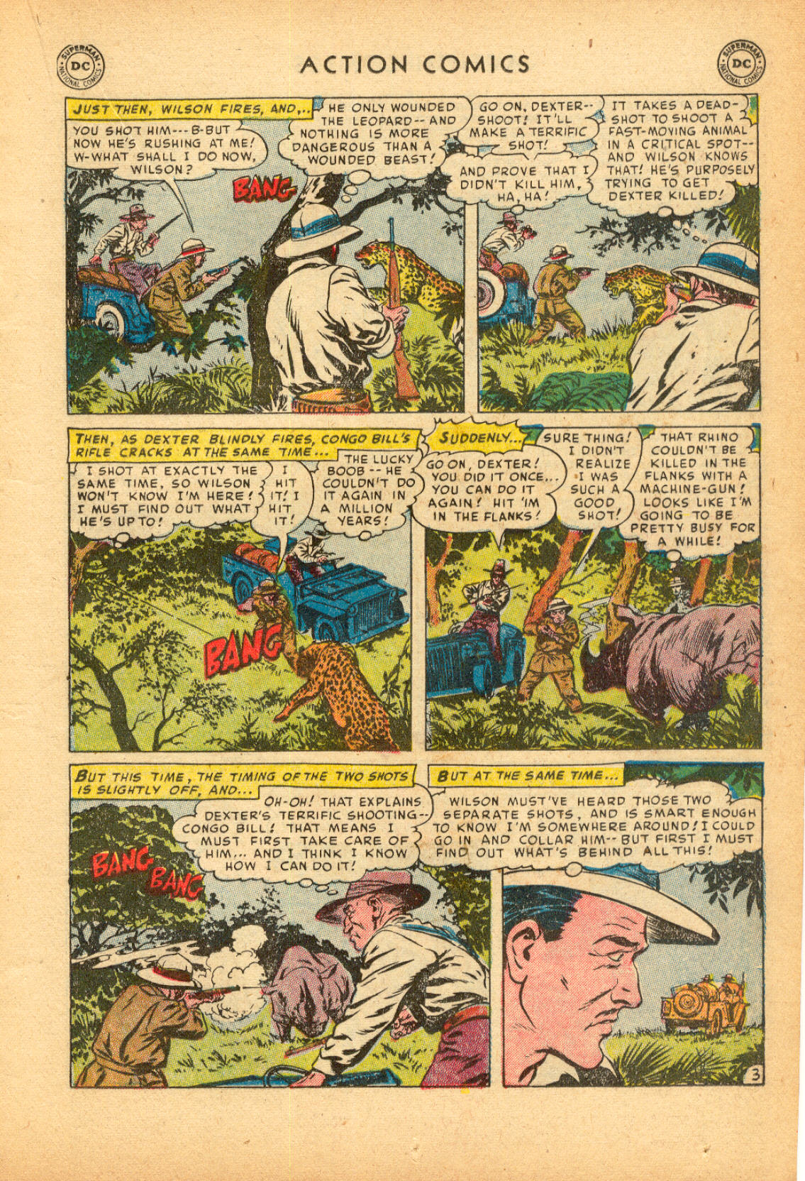 Read online Action Comics (1938) comic -  Issue #174 - 19