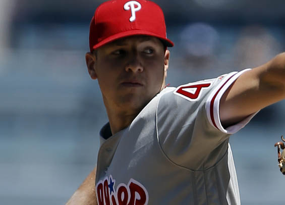 Philadelphia aims for series sweep with Nick Pivetta on the hill