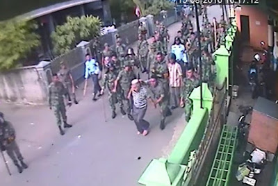 Panglima TNI Tak Akan Ampuni Prajurit Yang Ikut Terlibat Penganiayaan di Medan - Commando