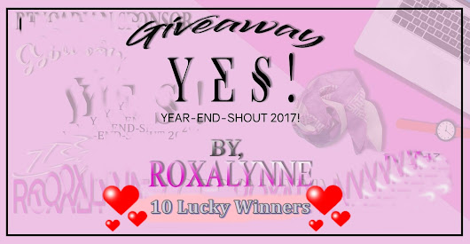 PEMENANG GiveAway YES 2017 by Roxalynne