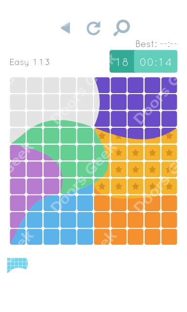 Cheats, Walkthrough for Blocks and Shapes Level 113