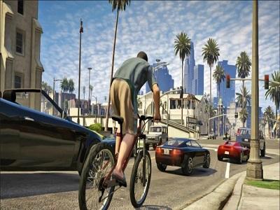 GTA V PC Screenshot