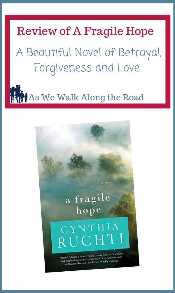 Review of A Fragile Hope by Cynthia Ruchti