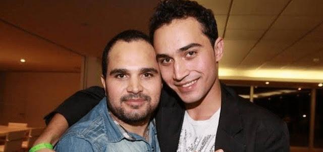 Filho do cantor Luciano é acusado de agredir a própria mãe