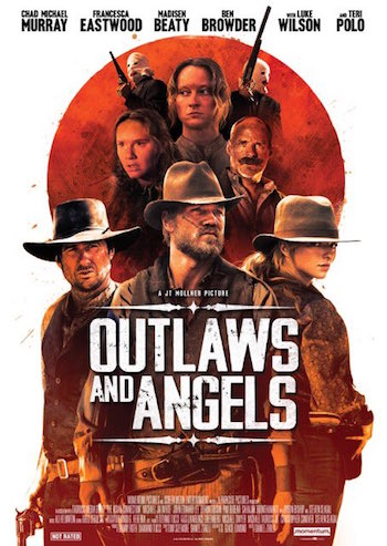 Outlaws and Angels (2016) 720p WEB-DL 900MB