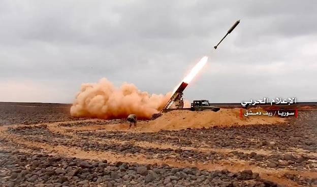 الجيش السوري يسيطر على مساحات واسعة من تلول الصفا  ببادية السويداء الشرقية - فيديو