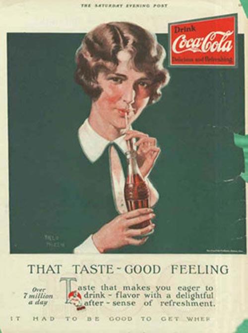 Carteles Coca-Cola