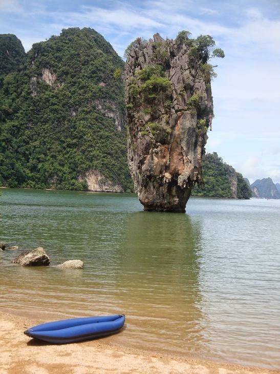 James Bond Island - Phang Nga Bay, Süd Thailand