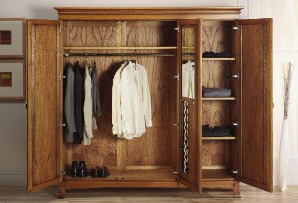 tips memilih lemari pakaian minimalis