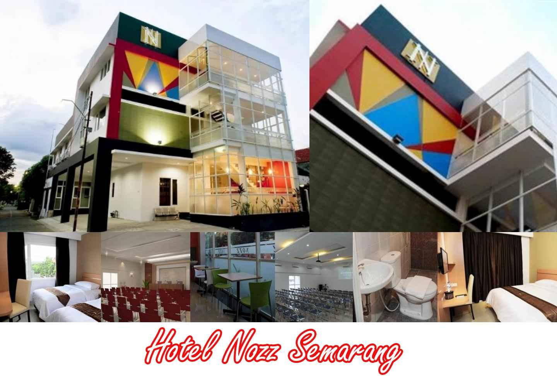 Jumlah Kamar Di Hotel Nooz Adalah 20 Yang Mana Dalam Setiap Dipasang AC Mandi Dan TV Juga Pasang Telepon