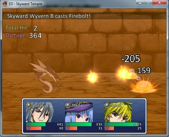 Rpg Maker Vx Ace Sideview Battle System Script Download