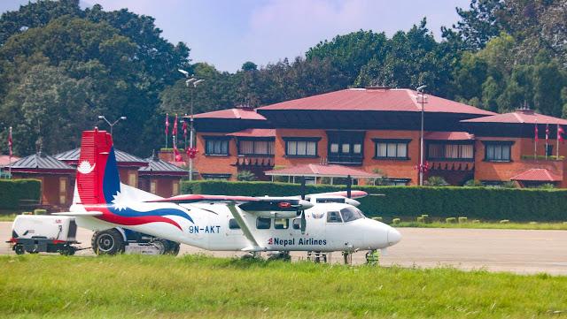 9N-AKT Nepal airlines Harbin Y12