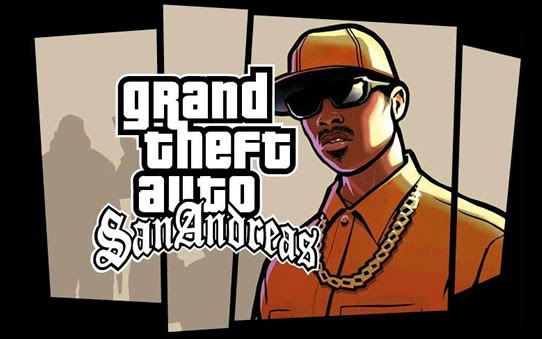 GTA San Andreas load screen image gtaam