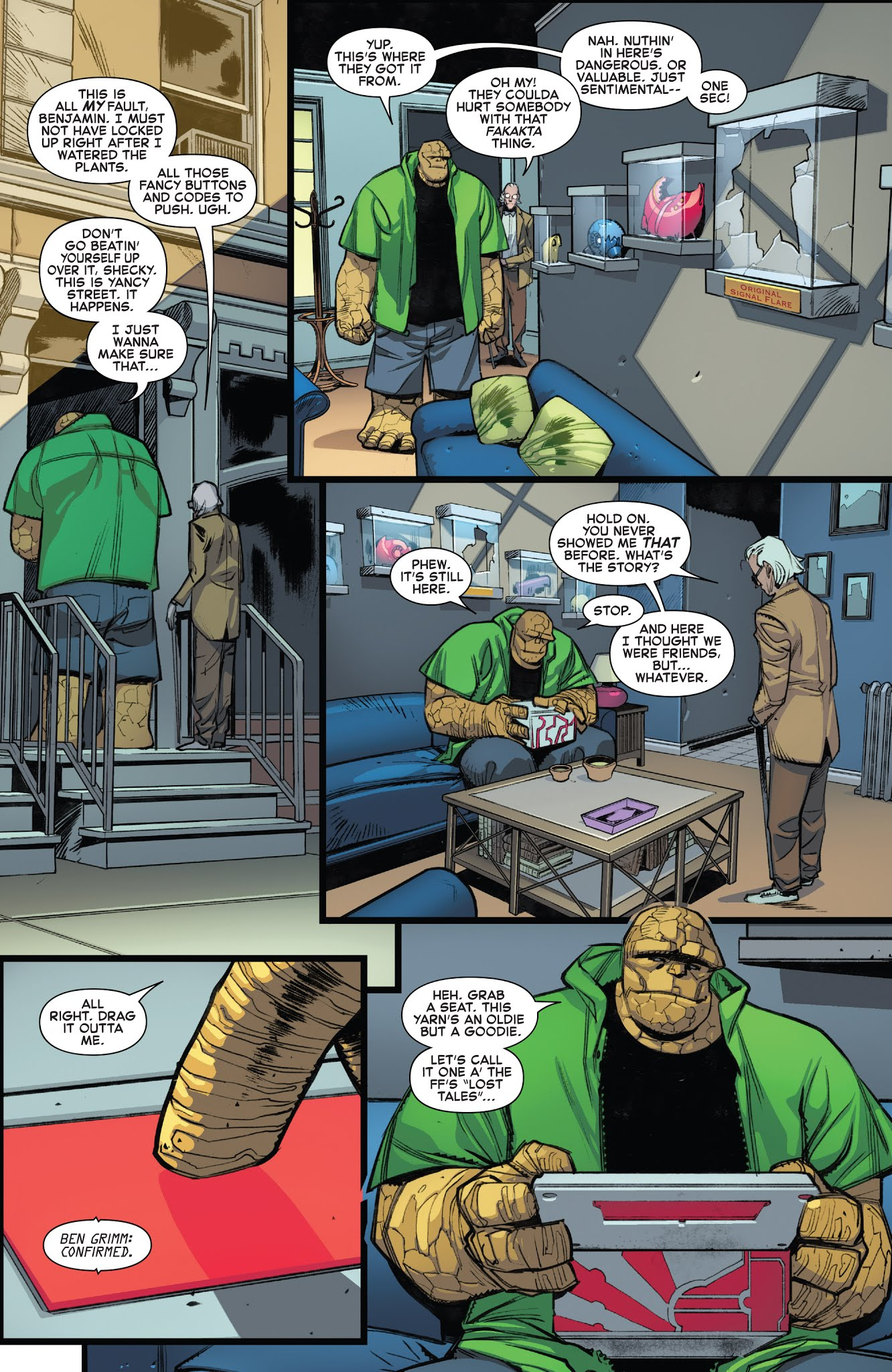 Fantastic Four (2018) #1 #16 - English 16