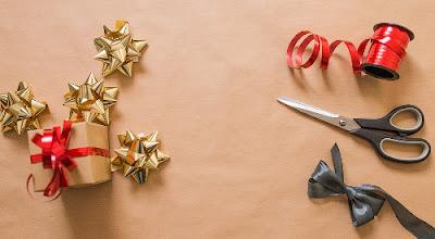 carta regalo fiocchi per confezionare regali