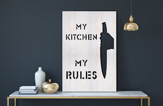 mothersday gift kitchen sign