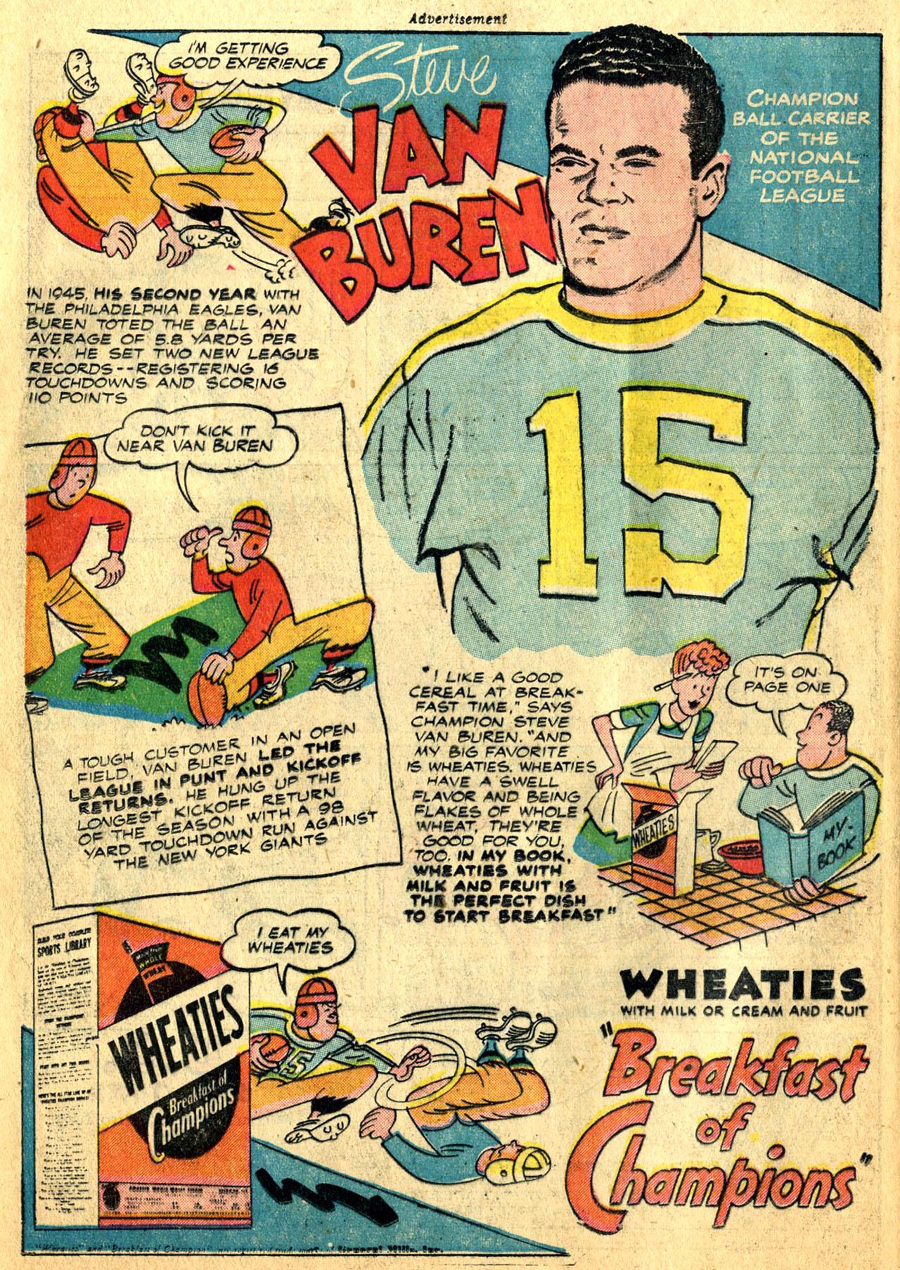 Read online Detective Comics (1937) comic -  Issue #117 - 16