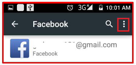 Save Facebook Contacts To Phone